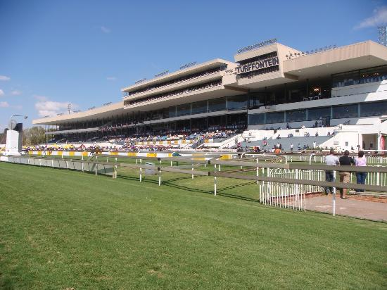 vaal horse racing results